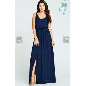 WORN ONCE ShowMeYourMumu MED Kendall Maxi Dress